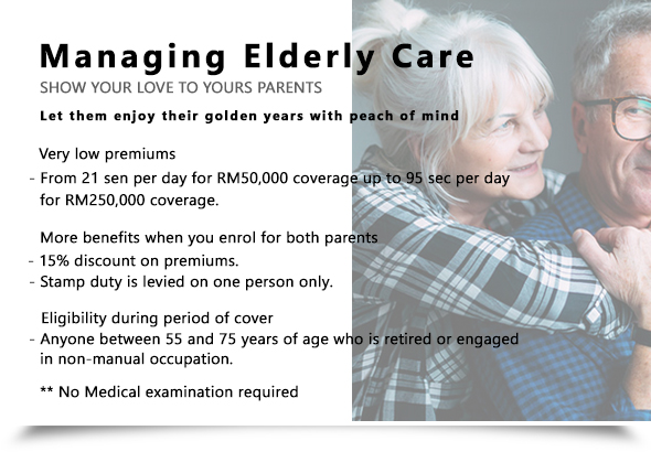 Request Quote for Senior Care Insurance
