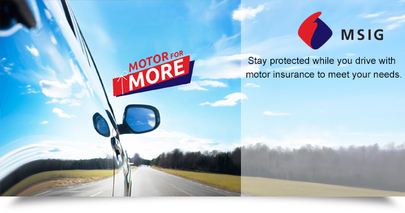 online purchase MSIG Car Insurance